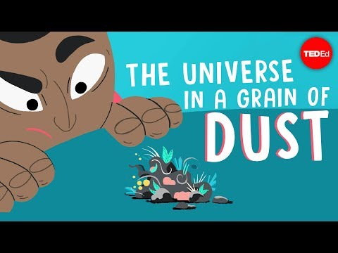 What is dust made of? – Michael Marder