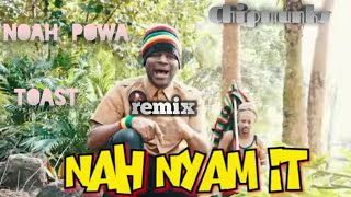 Noah Powa   Nah Nyam It [Koffee Toast Remix]   (chipmunks Version)