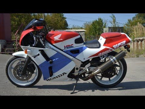 Тест-драйв Honda VFR400R. Мой любимый мотоцикл!