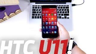 На что я сменил iPhone? Обзор HTC U11!
