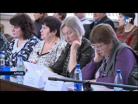 Единогласным решением депутатов муниципальной думы был избран глава Волотовского района