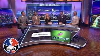 Cavaliers' trade options for 1st round pick | NBA Countdown | ESPN