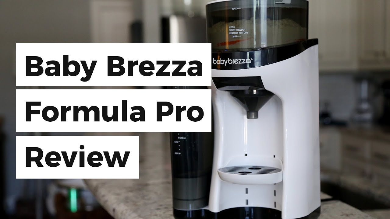Baby Brezza Formula Pro Review – Keurig for Babies?
