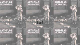 Anti-Flag - Turncoat Lyrics