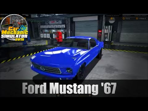 Download [Car Mechanic Simulator] Restauration Ford Mustang '67 Timelapse HD Mp4 3GP Video and MP3