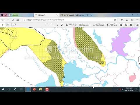 Cara Mengakses Peta Indikatif Arahan Pemenfaatan Hutan Produksi