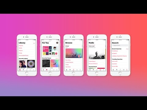 Apple Commercial for Apple Music (2016 - 2017) (Television Commercial)