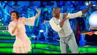 Patrick Robinson & Anya Charleston to 'Chitty Chitty Bang Bang' - Strictly Come Dancing - BBC