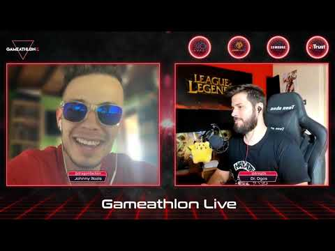Gameathlon Online July 2020 - Talk Show Clash Royale