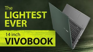 """YouTube Video P28qQaBld5c for Product ASUS VivoBook S14 S435 14"""" Laptop (2021) by Company ASUS in Industry Computers"""