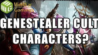 Named Genestealer Cult Characters? - Your Lore Questions Answered Ep 3