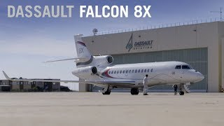 Flying the Dassault Falcon 8X Business Jet – AINtv
