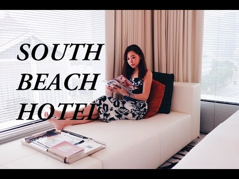 The South Beach Hotel Singapore Staycation Review