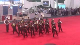 MILEX 2014, военный оркестр зажигает!