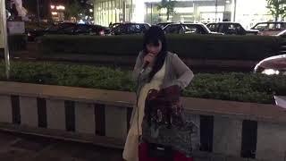 有坂愛海2017年9月大阪ストリートライブ