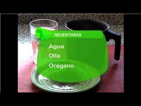 Como Hacer Té de Orégano