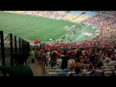 """""""Nós somos do Rio de Janeiro"""" Barra: O Bravo Ano de 52 • Club: Fluminense"""