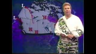 John Berry CFRN/CTV Edmonton Weather October 1991