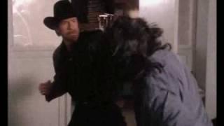 Walker Texas Ranger Fight Scene - Season One (Technically season two)