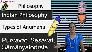 Purvavat, Sesavat, Sāmānyatodṛsta: Anumana on Casual Relations | Indian Philosophy