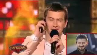 Резидент КАМЕДИ КЛАБ Миша Галустян звонит