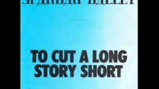 Spandau Ballet - To Cut A Long Story Short - 12'' Version.