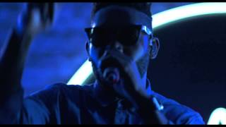 Tinie Tempah ft. Jess Glynne - 'Not letting go' - Live at the Lynx Black Space