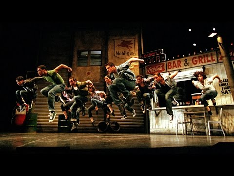 Matthew Bourne's THE CAR MAN – returns in 2015! Official Trailer