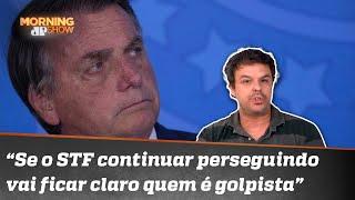 Adrilles: Bolsonaro mentiu para o brasileiro comer