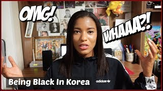 Black In Korea| Staring,  Touching,  Privileges???