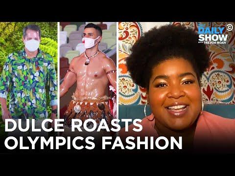 Dulcé kritizuje olympijské kolekce - The Daily Show with Trevor Noah
