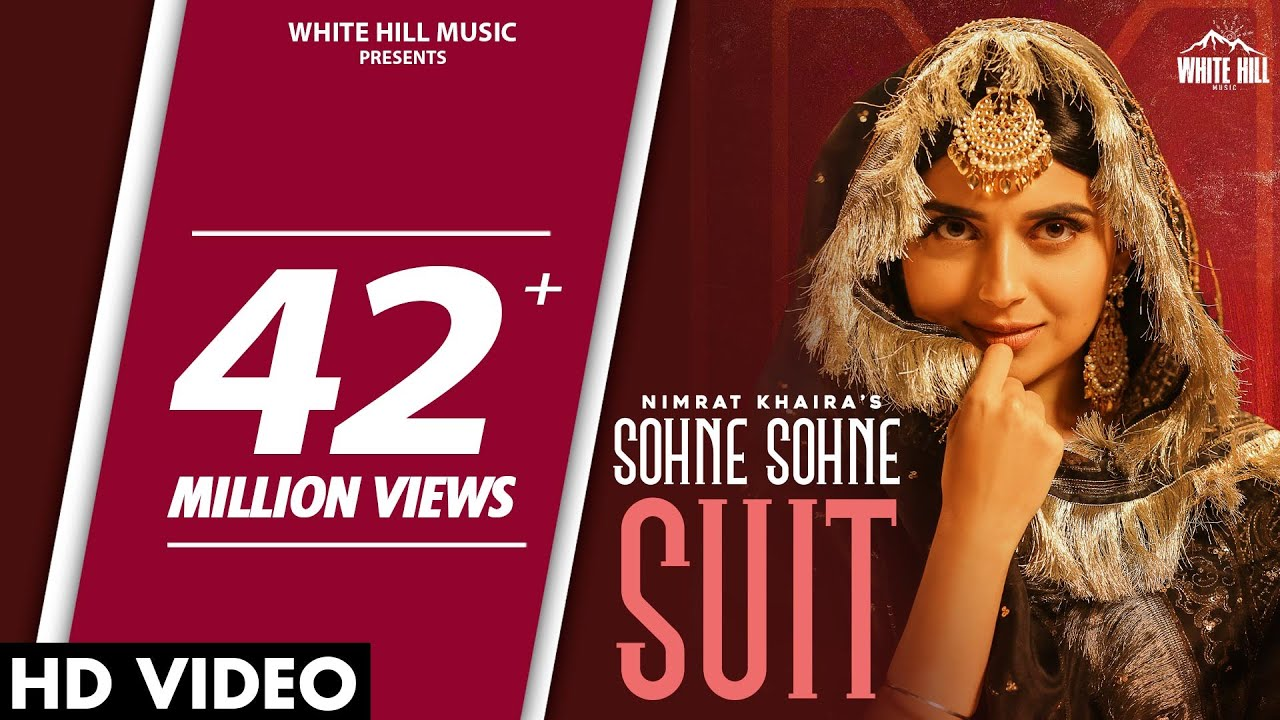 Sohne Sohne Suit| Nimrat Kaur Lyrics
