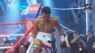 Жестокий нокаут Эдуард Трояновский vs  Кейта Обара