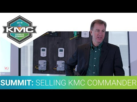 2018 KMC Genius Summit: Selling KMC Commander with Zoning Retrofits Breakout, Part 2