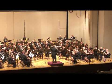 Intro - Light Calvary Overture. Suppe. Greensboro Concert Band 2019.