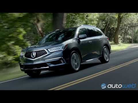 2018 Acura MDX Wins the AutoWeb Buyer