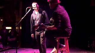"Anthony Raneri and Matt Pryor, ""The Ghost of Saint Valentine"" (Live in Seattle Feb 2012)"