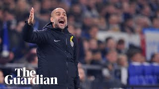 Pep Guardiola: 'Still we are not ready to fight for the Champions League'