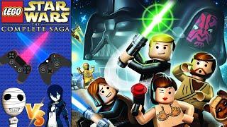 Lego Star Wars 1on1! Tombie VS Twicii - #1on1 Lego Star Wars die komplette Saga deutsch