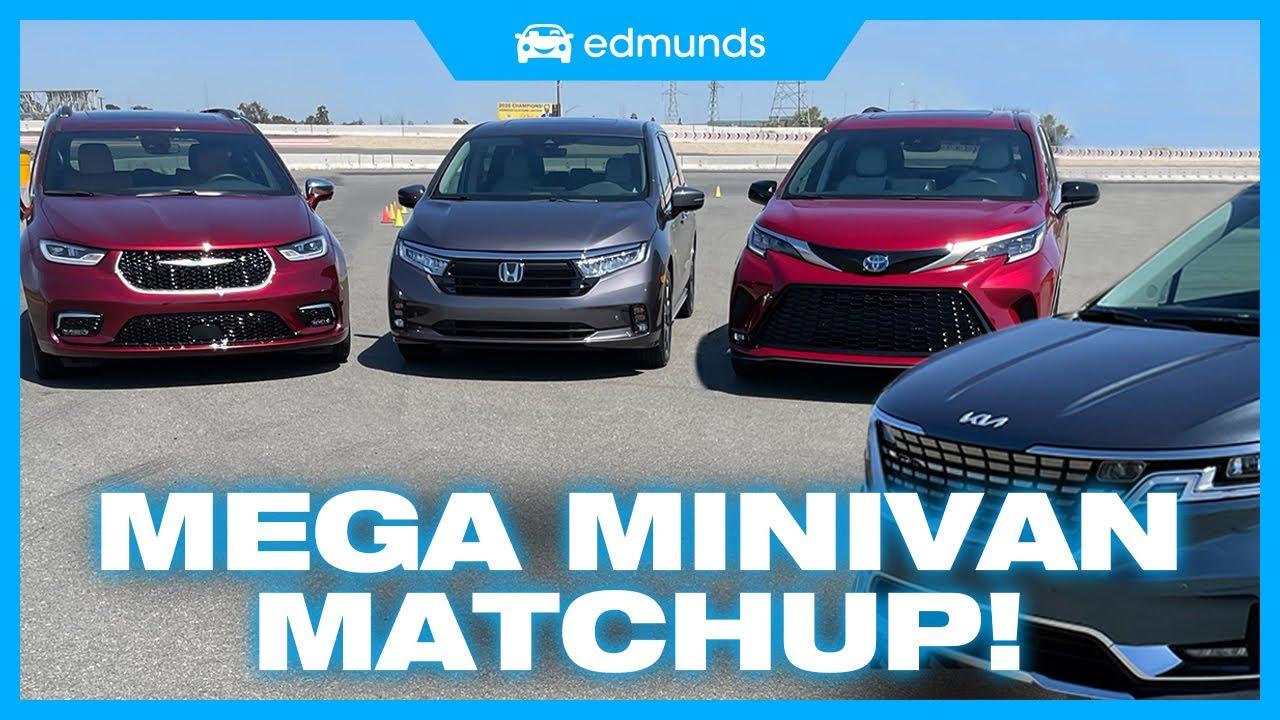P2LtWC0-KnA - Best Minivan Comparison: Kia Carnival vs. Toyota Sienna vs. Honda Odyssey vs. Chrysler Pacifica