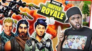 THE MOST LIT EXPLOSIVE SQUAD EVER! - FortNite Battle Royale Ep.63