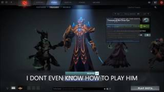 Dota 2: Unboxing 8 DarkMoon Treasures ( I GOT ABSOLUTE CRAP)
