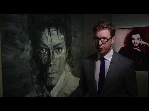 العرب اليوم - معرض في لندن لملك البوب مايكل جاكسون