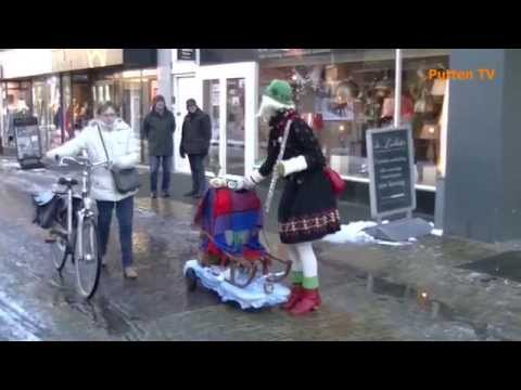 Wintersedag in Putten met Tiroler Heidi