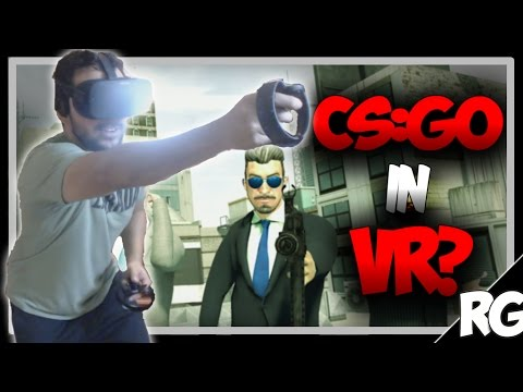 CS:GO IN VR? - The Art of War VR | Oculus Rift
