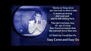 Sutherland Brothers - Easy Come Easy Go ( + lyrics 1979)