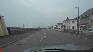 """Borth Seaside Village Nr Aberystwyth"""" Ceredigion Wales"""