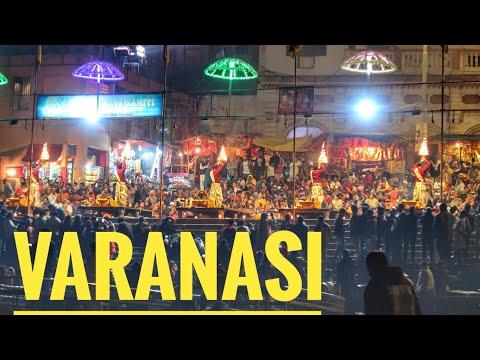 VARANASI, UTTAR PRADESH, India | Kashi Vishwanath Temple, Ganga Aarti, Dashashwamedh Ghat Limetrails