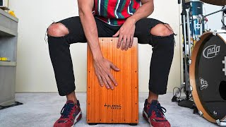 This Is WHY You Need A CAJON | Cajon Vs Drums