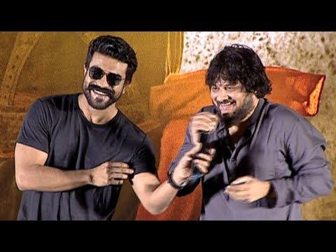 Sye Raa Narasimha Reddy Trailer Launch LIVE | Chiranjeevi | Ram Charan | Sye Raa Trailer Launch